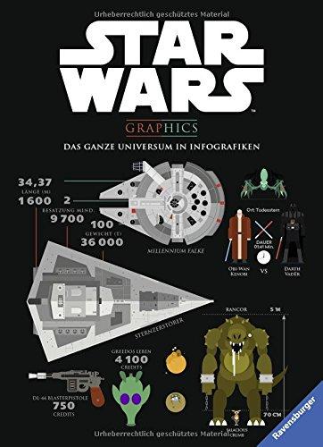 Preisvergleich Produktbild Star Wars™ Graphics - Das ganze Universum in Infografiken