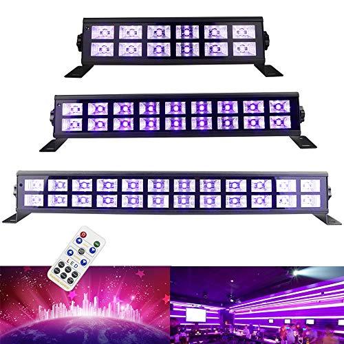 Toran Home 36W 54W 12leds 18leds 72W 24led DMX 512 DJ LED UV Bühnenlicht Bar Schwarz Party Club Disco Für Weihnachten Indoor Stage Effekt ()