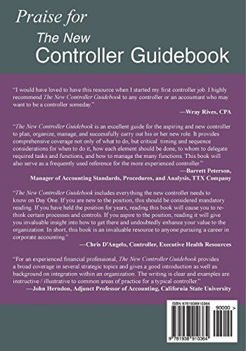 The New Controller Guidebook: Third Edition