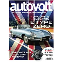 Autovolt Mar-Apr 2018: The Electric and Hybrid Vehicle Magazine: Volume 23