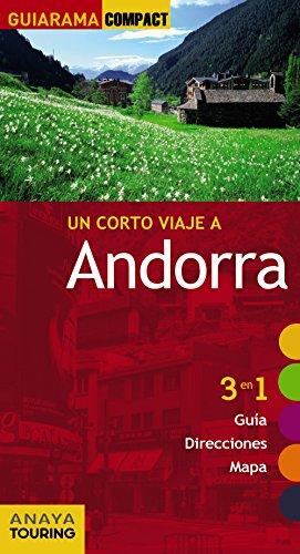 Andorra (Guiarama Compact - Internacional) por Anaya Touring