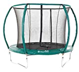 Skyhigh Orbisphere 8/10/ 12/14 Foot Superior Spec Trampoline with Safety Enclosure (8 Foot)