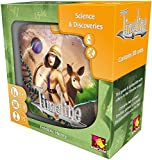 Asmodee - Timeline, Gioco di Carte - Science & Discoveries [Lingua Inglese]