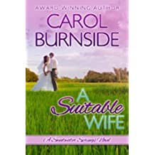 A Suitable Wife: A Sweetwater Springs Novel (English Edition)