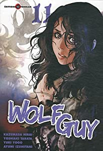 Wolf Guy Edition simple Tome 11