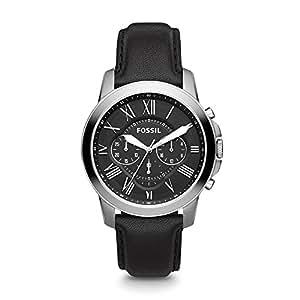 Fossil Herren-Uhr FS4812