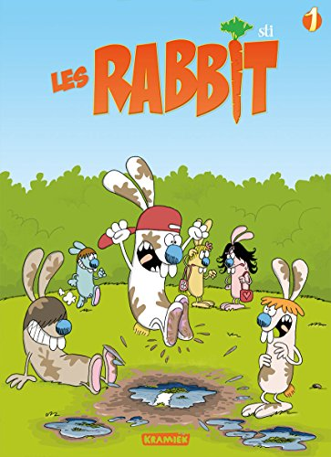 Les Rabbit, Tome 1 : Carotte Power