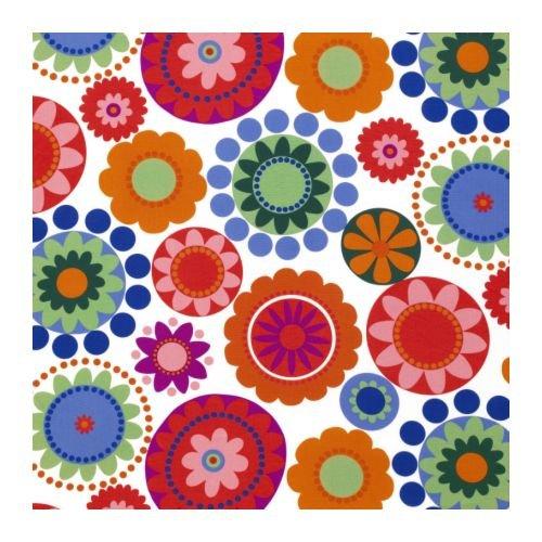 Ikea Meterware Stoff Dekor Frederika bunt Länge 1,00 m x Breite 1,50 m 100 {33e55ed6f552b8919de13a22f28ab6ea283846c771203a9a1ce3fab9d27d6af1} Baumwolle