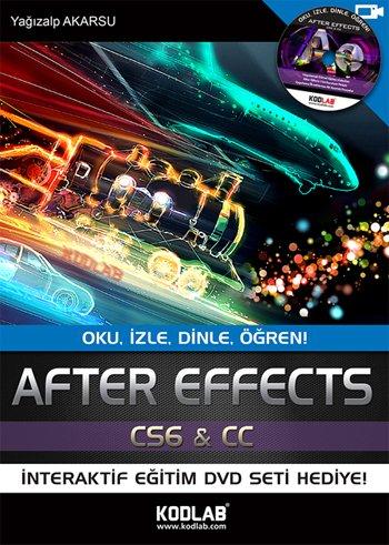 After Effects CS6 and CC (CD'li)