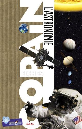 L'astronomie par Aurelie; Bordenave, Aurelie Saillard