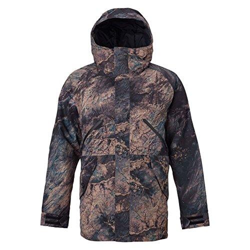 Burton Herren Breach Jacket Snowboardjacke, Earth, XL