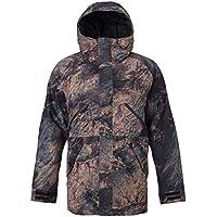 Burton Chaqueta de snowboard Breach Jacket, otoño/invierno, hombre, color Tierra, tamaño XL