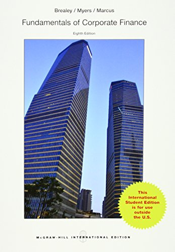 Fundamentals of Corporate Finance por Alan Marcus