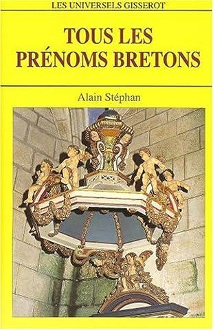 Prenoms Bretons - Tous les prénoms