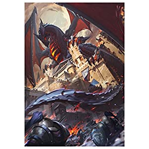 World of Warcraft – Todesschwinge A3 Poster
