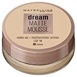 Maybelline Dream Matte Mousse Make-up Nr. 20 Cameo