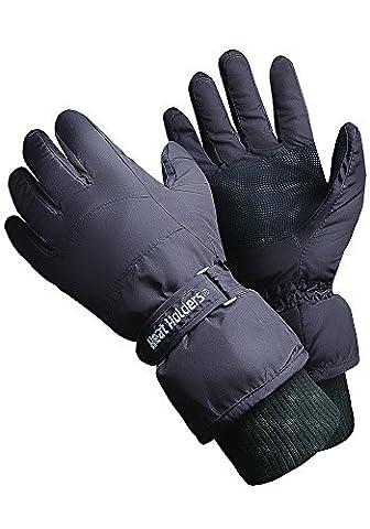 Heat Holders - Gants - Homme Noir Noir, Noir, Large / X-Large