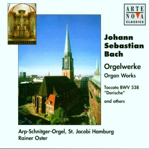 Orgelwerke (Die Arp-Schnitger-Orgel der St. Jacobi Kirche Hamburg) (Strahlende Kirche)