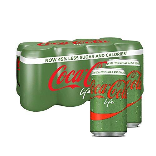 coca-cola-life-45-less-sugar-8x-330ml-die-erste-kalorienarme-cola-aus-naturlichen-quellen-gesusst