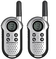 Motorola PMR Twinpack TLKR T4 Funkgerät (Reichweite bis zu 6 km) - Motorola GmbH