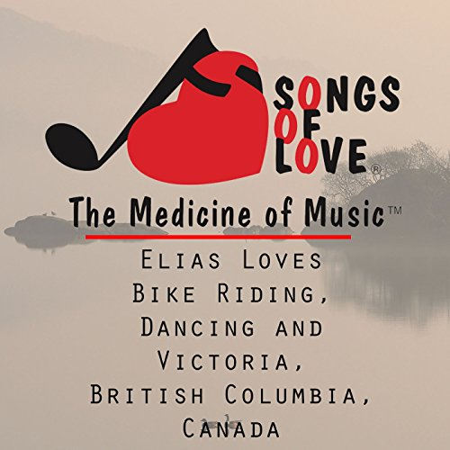 Elias Loves Bike Riding, Dancing and Victoria, British Columbia, Canada