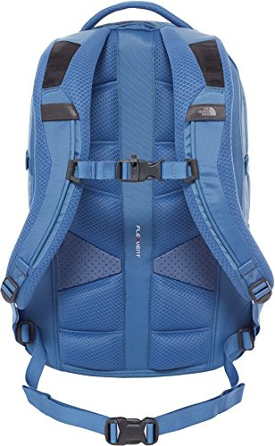The North Face Mens' Borealis Backpack – Blue/Red/Moonlight Blue/TNF Red, One Size