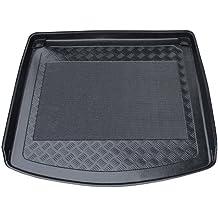 ZentimeX Z746888 Vasca baule su misura con superficie scanalata e integrato tappeto antiscivolo