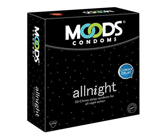 Moods All Night (Delay) 20's