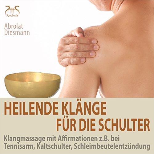 Merkur Ton Klangschalen Massage zur Heilung der Schulter, Teil 4 -