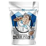 HIGH PROTEIN PIZZA - Backmischung - Low Carb + High Protein - Einfachste Zubereitung ? nur Wasser & ein wenig Öl nötig