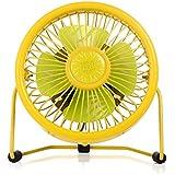 CivilWeaEU Ventilateur Usb / mini fan / usb console silencieuse ventilateur / ventilateur portatif / ventilateur portable portable de bureau ( Couleur : A )