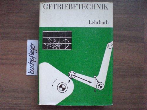 Getriebetechnik. Lehrbuch