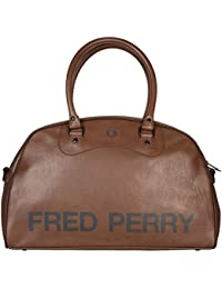 Fred Perry Classic Grip Homme Holdall Marron