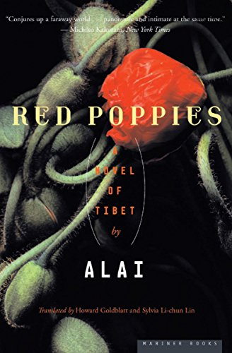 Red Poppies: A Novel of Tibet (English Edition) (Red Poppys)