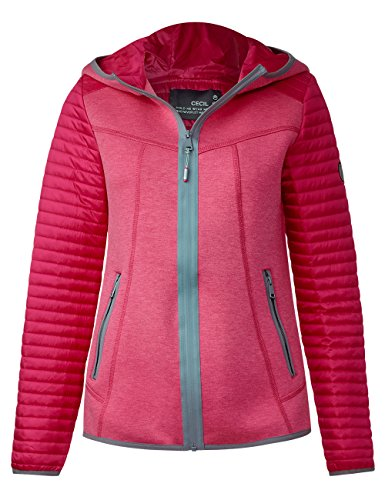 Cecil, Giacca Sportiva Donna Rosa (Dragon Fruit Pink 11152)