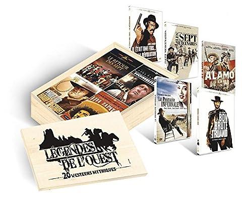 True Romance Dvd - Légendes de l'Ouest - 20 Westerns mythiques