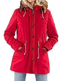 Amazon.fr   Billabong - Manteaux et blousons   Femme   Vêtements 42f692f9dd50