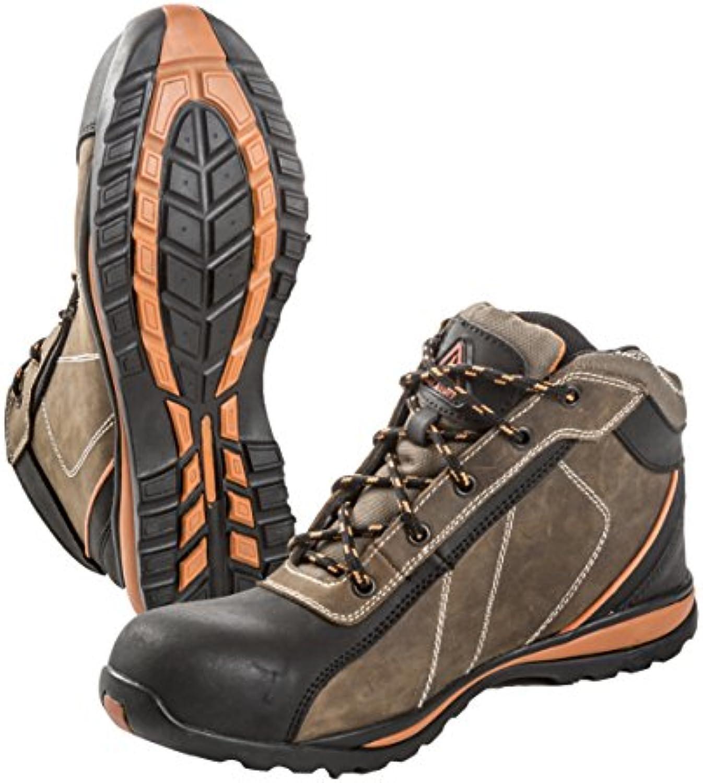 Seba 641 Ace Zapato alta, nobuck S3 HRO SRC, talla 45