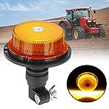 JINGBO 12-24 V Car Truck Strobe Segnale di Avvertimento Luce 18 LED Lampeggiante Luci di Emergenza Lampada Faro per Agricoltura Veicolo Trattore