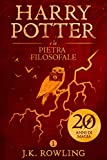 libro Harry Potter e la Pietra Filosofale (La serie Harry Potter)