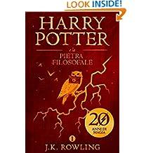Harry Potter e la Pietra Filosofale (La serie Harry Potter Vol. 1) (Italian Edition)