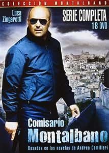 Il Commissario Montalbano (18 DVD) Serie Completa