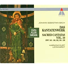 "Cantata No.194 H�chsterw�nschtes Freudenfest BWV194 : VI Chorale - ""Heilger Geist ins Himmels Throne"" [Choir]"