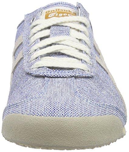 Asics Mexico 66, Baskets Basses Mixte Adulte Bleu (blue/slight White 4099)