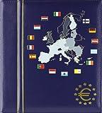 Vista Euro-Münzenalbum Band 1: Inhalt: Mit 6 Vista-Münzenblättern aus stabiler Pappe inkl. Einschiebefenster aus Hart-PVC (komplett für 12 Länder - je mit Informations- und Gebrauchshinweisen