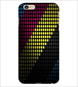 PRINTSWAG DOT PATTERN Designer Back Cover Case for APPLE IPHONE 6 PLUS G355H