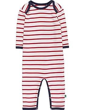 Fred's World by Green Cotton Unisex Baby Body Stripe Bodysuit