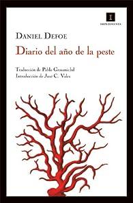 Diario del año de la peste par Daniel Defoe