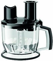 Braun MultiQuick MQ 70 EasyClick Küchenmaschinen-Aufsatz (1.500 ml), schwarz