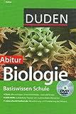 Duden Basiswissen Schule. Biologie Abitur: 11. Klasse bis Abitur